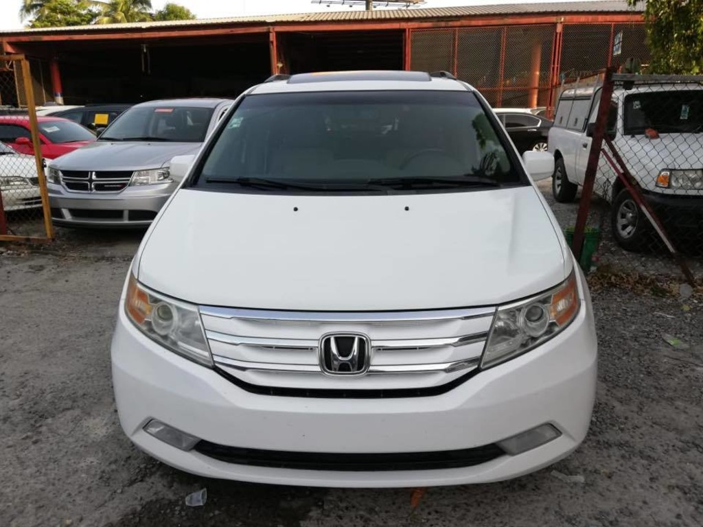 Honda Odissey 2011 Touring Full Pack - 1