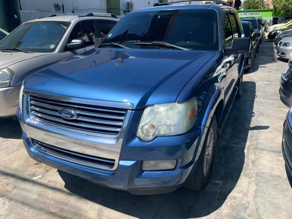 FORD EXPLORER LIMETED 4WD 2009 - 5