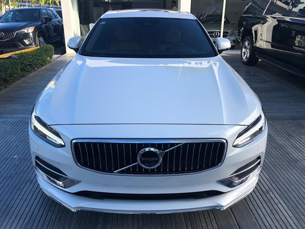 Volvo S90 T6 Inscription 2017 - 1