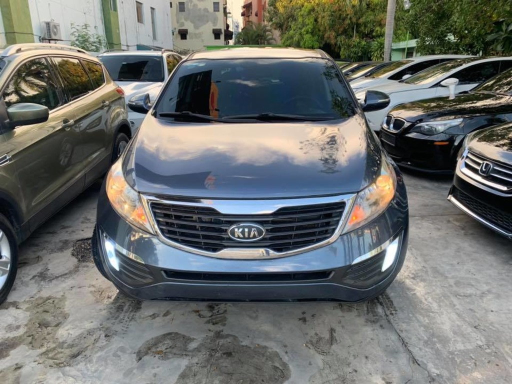 KIA SPORTAGE 2011 VERSION AMERICANA - 6